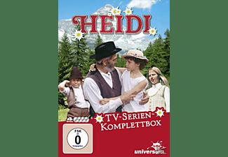 Heidi Realserie 1978 - Komplettbox DVD