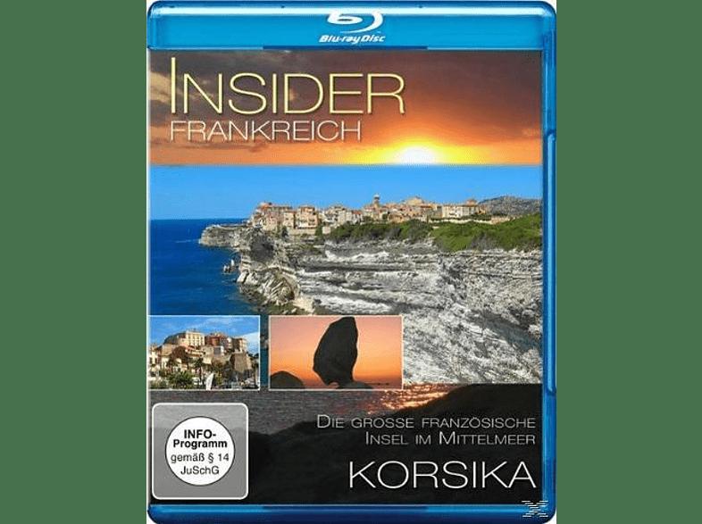 Insider Frankreich - Korsika [Blu-ray]