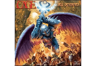 Cage - Hell Destroyer  - (Vinyl)