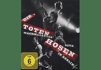 Die Toten Hosen - Machmalauter-Die Toten Hosen Live In Berlin  - (Blu-ray)