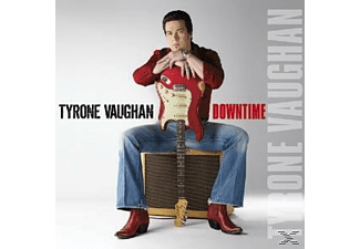 Tyrone Vaughan - Downtime  - (CD)