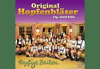 Original Hopfenbläser - Hopfige Zeiten  - (CD)