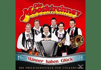 Die Mooskirchner - Männer haben Glück  - (CD)