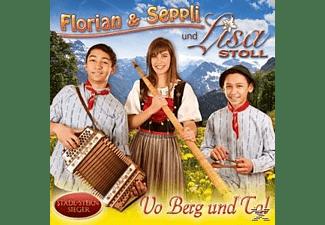 Florian & Seppli Und Lisa Stoll - Vo Berg und Tal  - (CD)