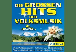 Diverse Interpreten - Die grossen Hits der Volksmusik-Folge 1  - (CD)