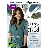 Being Erica - Alles auf Anfang [DVD]