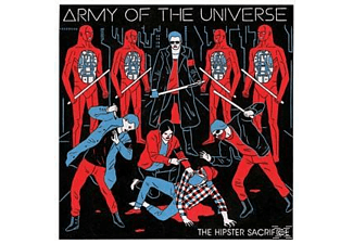 Army Of The Universe - The Hipster Sacrifice  - (CD)