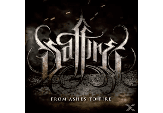 Saffire - From Ashes To Fire  - (CD)