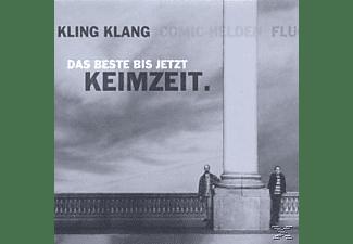 Keimzeit - KLING KLANG - DAS BESTE BIS JETZT  - (CD)