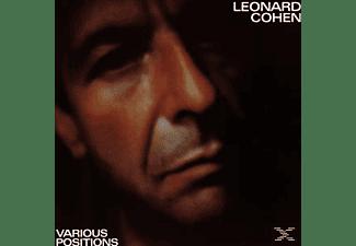Leonard Cohen - VARIOUS POSITIONS  - (CD)