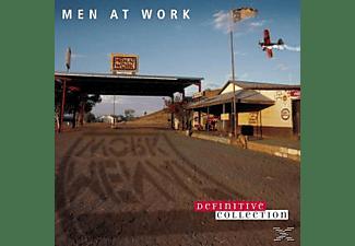 Men At Work - DEFINITIVE COLLECTION (DIGITAL REMASTERED)  - (CD)