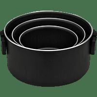 BALLARINI Click and Cook Topfset (Aluminium)