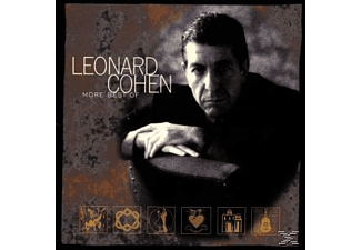 Leonard Cohen - MORE BEST OF  - (CD)