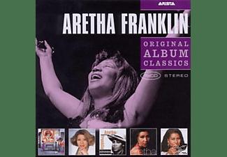 Aretha Franklin - Original Album Classics  - (CD)