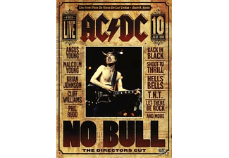 AC/DC - No Bull - The Directors Cut  - (DVD)