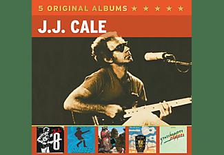 J.J. Cale - 5 Original Albums  - (CD)