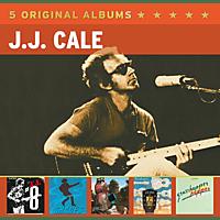 J.J. Cale - 5 Original Albums [CD]