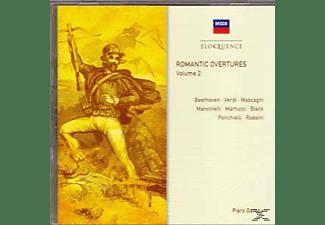 London Symphony Orchestra - Romantic Overtures Vol.2  - (CD)