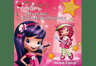 Emily Erdbeer - Emily Erdbeer Hörspiel-Teil 9+Songs  - (CD)