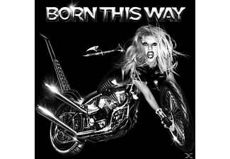 Lady Gaga - Born This Way | CD