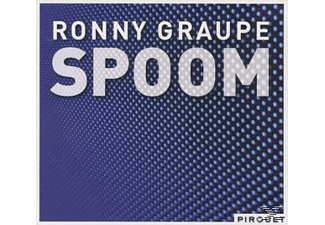 Ronny Graupe - Spoom  - (CD)