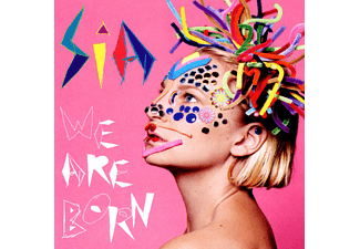 Sia - WE ARE BORN  - (CD)