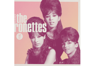 The Ronettes - BE MY BABY - THE VERY BEST OF THE RONETTES  - (CD)