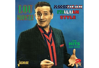 Lou Monte - American Italian Style  - (CD)