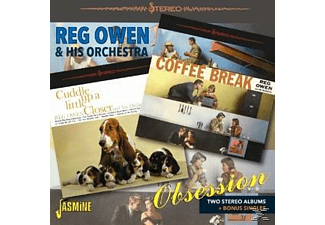 Reg Owen & His Orchestra - OBSESSION + 4  - (CD)