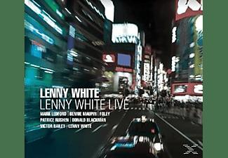 Lenny White - Lenny White Live  - (CD)
