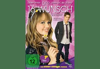 Disney Channel präsentiert: Der 16. Wunsch DVD
