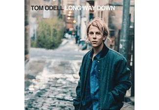 Tom Odell LONG WAY DOWN (DELUXE EDITION) CD