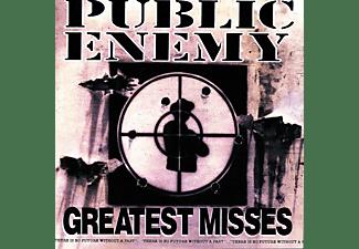 Public Enemy - Great Misses  - (CD)