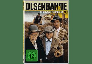 11 - Die Olsenbande ergibt sich nie DVD
