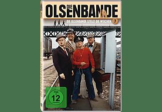 07 - Die Olsenbande stellt die Weichen DVD