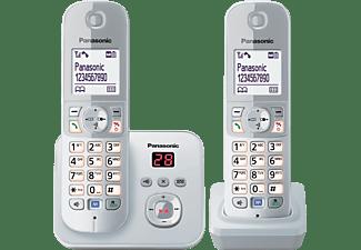PANASONIC KX-TG 6822 GS Schnurloses Telefon