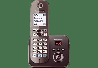 PANASONIC KX-TG 6821 GA Schnurloses Telefon
