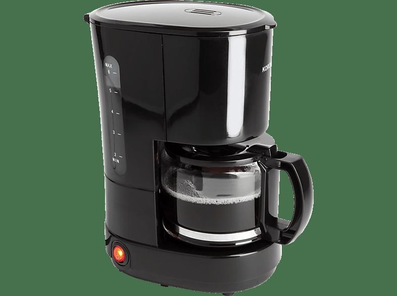 KORONA 12013 Kaffeemaschine Schwarz