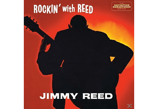Jimmy Reed - Rockin' With Reed + I'm Jimmy  - (CD)