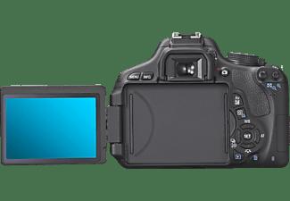EOS 600D + 18-55mm DC