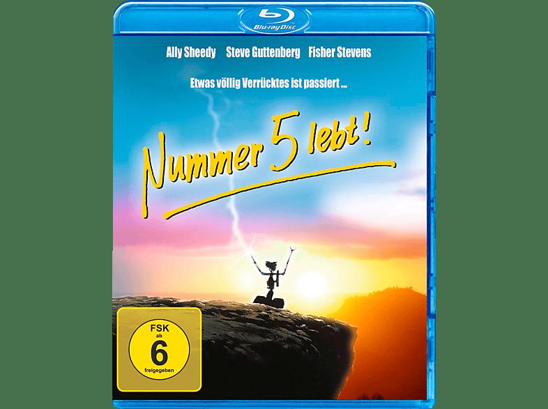 Nummer 5 lebt! [Blu-ray]