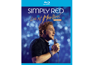 Simply Red - Live at Montreux 2003 (Blu-ray)