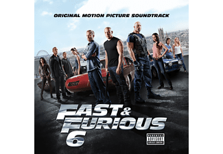 OST FAST & FURIOUS 6 CD
