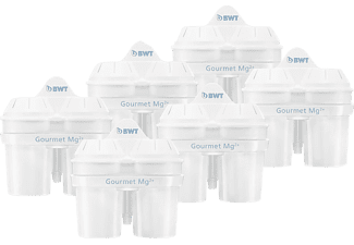 BWT 814136 LONGLIFE MG2+ Filterkartusche, Weiß