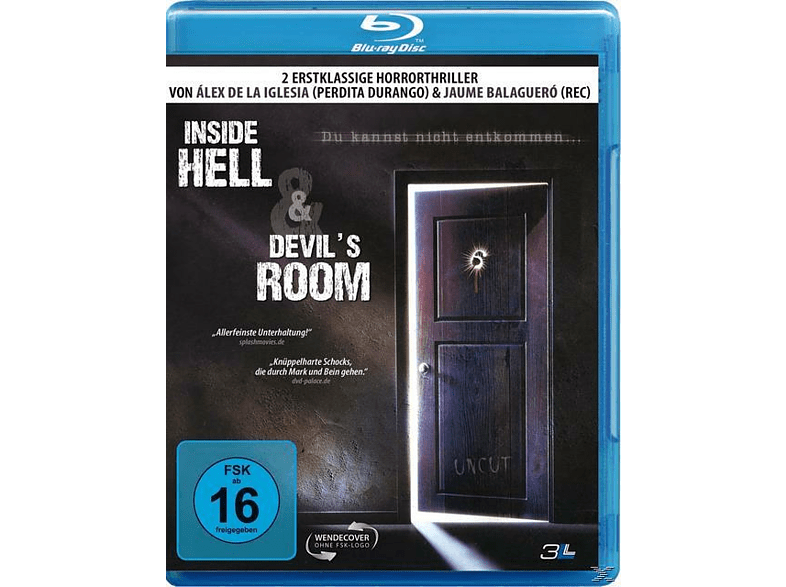 Inside Hell & Devils Room [Blu-ray]