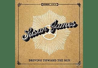 Susan James - Driving Toward The Sun  - (CD)