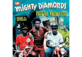The Mighty Diamonds - Pass The Knowledge: Reggae Anthology  - (Vinyl)