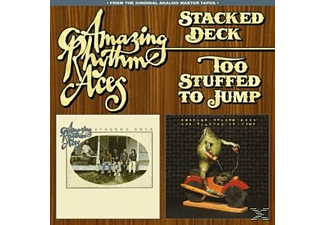 The Amazing Rhythm Aces - Stacked Deck/Too Stuffed  - (CD)