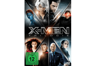 X-Men - Trilogie [DVD]
