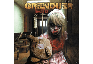 Grenouer - Blood On The Face  - (CD)